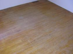wood floor refinishing cost